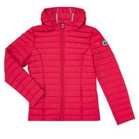 Ruhák Lány Steppelt kabátok JOTT CARLA Rózsaszín