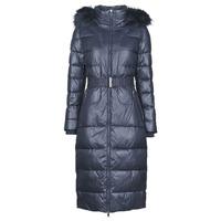 Ruhák Női Steppelt kabátok S.Oliver 05-009-52 Tengerész