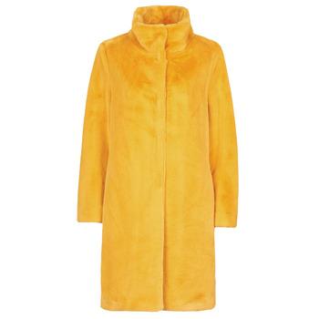 Ruhák Női Kabátok S.Oliver 05-009-52 Citromsárga