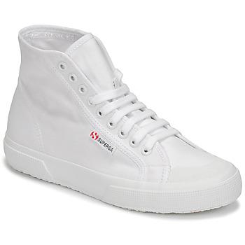 Cipők Női Magas szárú edzőcipők Superga 2295 COTW Fehér