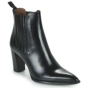 Cipők Női Bokacsizmák Muratti AMYNA Fekete