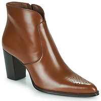 Cipők Női Bokacsizmák Muratti RAINCHEVAL Barna