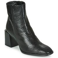 Cipők Női Bokacsizmák Castaner IRIS Fekete