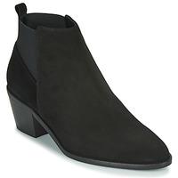 Cipők Női Bokacsizmák Castaner GEORGIA Fekete