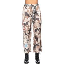 Ruhák Női Lenge nadrágok Relish SEDRE Camouflage