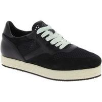 Cipők Női Rövid szárú edzőcipők Hogan HXW2680R7108TCB999 nero