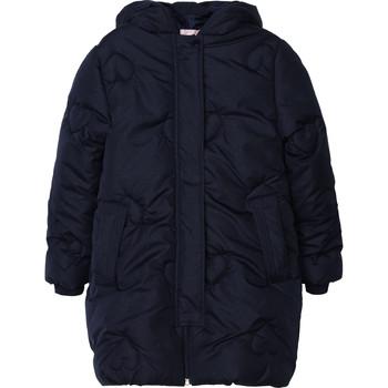 Ruhák Lány Steppelt kabátok Billieblush / Billybandit U16264 Kék