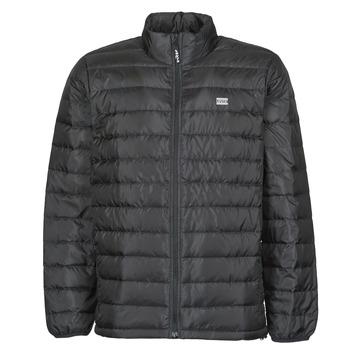 Ruhák Férfi Steppelt kabátok Levi's PRESIDIO PACKABLE JACKET Ásvány / Fekete