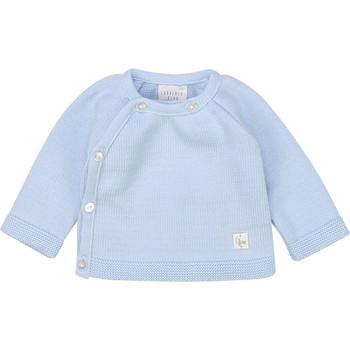 Ruhák Fiú Hosszú ujjú pólók Carrément Beau Y95232 Kék