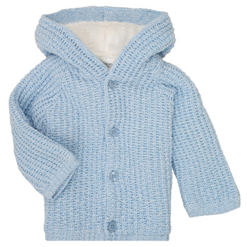Ruhák Fiú Kabátok Carrément Beau Y96053 Kék