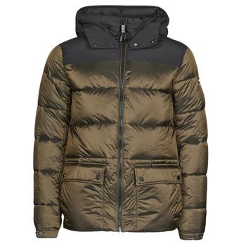 Ruhák Férfi Steppelt kabátok Scotch & Soda 158279 Bronz