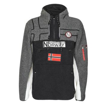 Ruhák Férfi Polárok Geographical Norway RIAKOLO Fekete