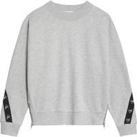 Ruhák Lány Pulóverek Calvin Klein Jeans IG0IG00687-PZ2 Szürke