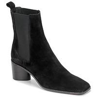 Cipők Női Bokacsizmák Jonak BERGAMOTE Fekete