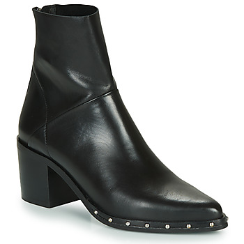 Cipők Női Bokacsizmák Jonak Dacca Fekete