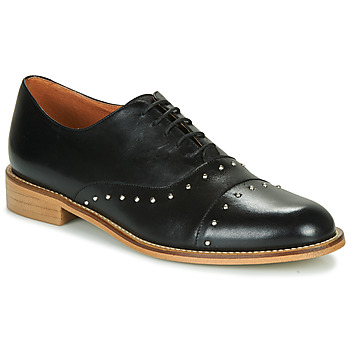 Cipők Női Oxford cipők Jonak DOMUS Fekete