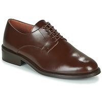Cipők Női Oxford cipők Jonak DOI Barna