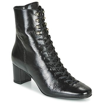 Cipők Női Bokacsizmák Jonak DRIMACO Fekete
