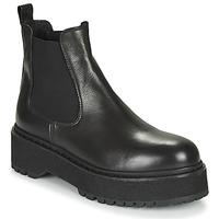 Cipők Női Csizmák Jonak RANIE Fekete