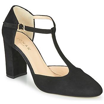 Cipők Női Félcipők Jonak VITAL Fekete