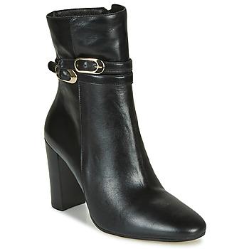 Cipők Női Bokacsizmák Jonak  Fekete