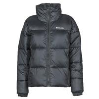 Ruhák Női Steppelt kabátok Columbia PUFFECT JACKET Fekete
