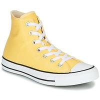 Cipők Magas szárú edzőcipők Converse Chuck Taylor All Star - Seasonal Color Citromsárga