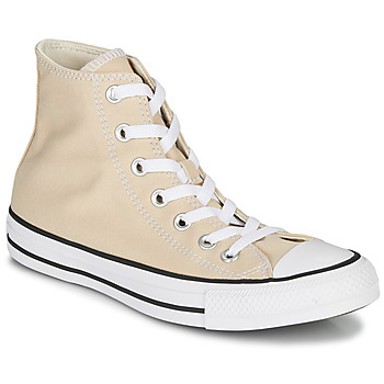 Cipők Magas szárú edzőcipők Converse Chuck Taylor All Star - Seasonal Color Bézs