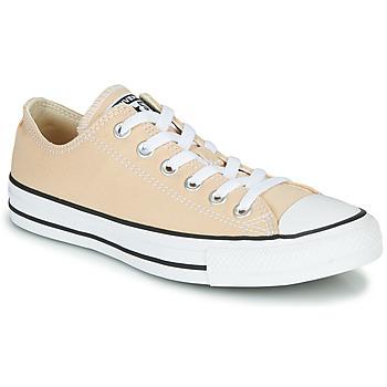 Cipők Rövid szárú edzőcipők Converse Chuck Taylor All Star - Seasonal Color Bézs
