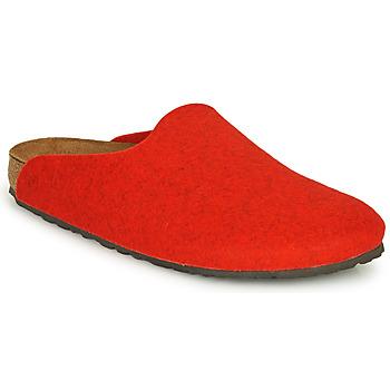 Cipők Női Klumpák Birkenstock AMSTERDAM Piros