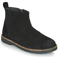 Cipők Női Csizmák Birkenstock MELROSE Fekete