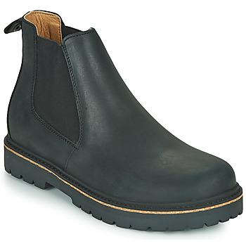 Cipők Női Csizmák Birkenstock STALON Fekete