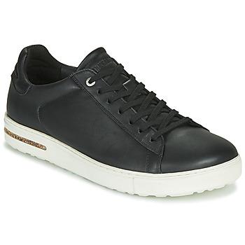 Cipők Férfi Oxford cipők Birkenstock BEND LOW Fekete