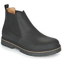 Cipők Férfi Csizmák Birkenstock STALON Fekete