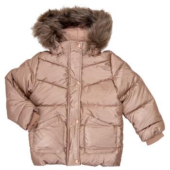 Ruhák Lány Steppelt kabátok Name it NMFMARLENE Rózsaszín