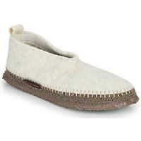 Cipők Női Mamuszok Giesswein TEGERNAU Bézs
