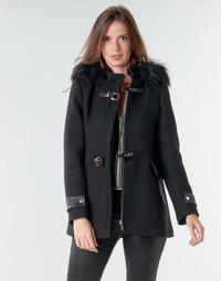 Ruhák Női Kabátok Morgan GCALIS Fekete