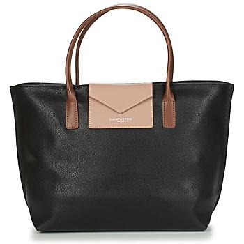 Táskák Női Bevásárló szatyrok / Bevásárló táskák LANCASTER MAYA Fekete