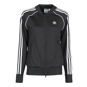 Ruhák Női Melegítő kabátok adidas Originals SST TRACKTOP PB Fekete
