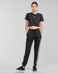 Ruhák Női Futónadrágok / Melegítők adidas Originals SLIM PANTS Fekete