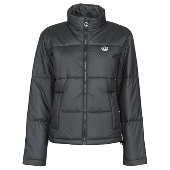 Ruhák Női Steppelt kabátok adidas Originals SHORT PUFFER Fekete