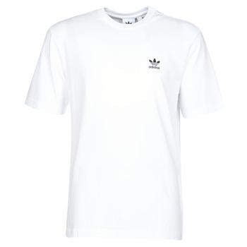Ruhák Férfi Rövid ujjú pólók adidas Originals B+F TREFOIL TEE Fehér