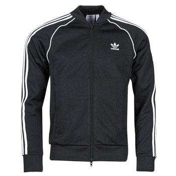 Ruhák Férfi Melegítő kabátok adidas Originals SST TT P BLUE Fekete