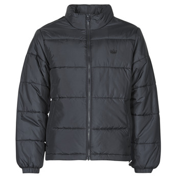 Ruhák Férfi Steppelt kabátok adidas Originals PAD STAND PUFF Fekete