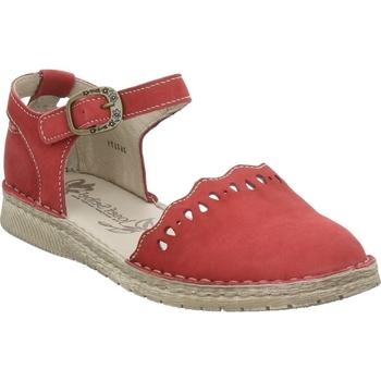 Cipők Női Szandálok / Saruk Josef Seibel Sofie 36 Piros