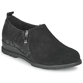 Cipők Női Oxford cipők Damart 64290 Fekete