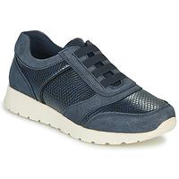 Cipők Női Rövid szárú edzőcipők Damart 63737 Kék