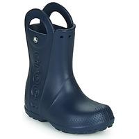 Cipők Gyerek Gumicsizmák Crocs HANDLE IT RAIN BOOT Sötétkék