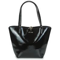 Táskák Női Bevásárló szatyrok / Bevásárló táskák Guess ALBY TOGGLE TOTE Fekete