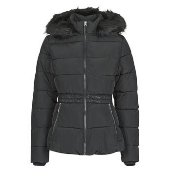 Ruhák Női Steppelt kabátok Kaporal LALAO Fekete
